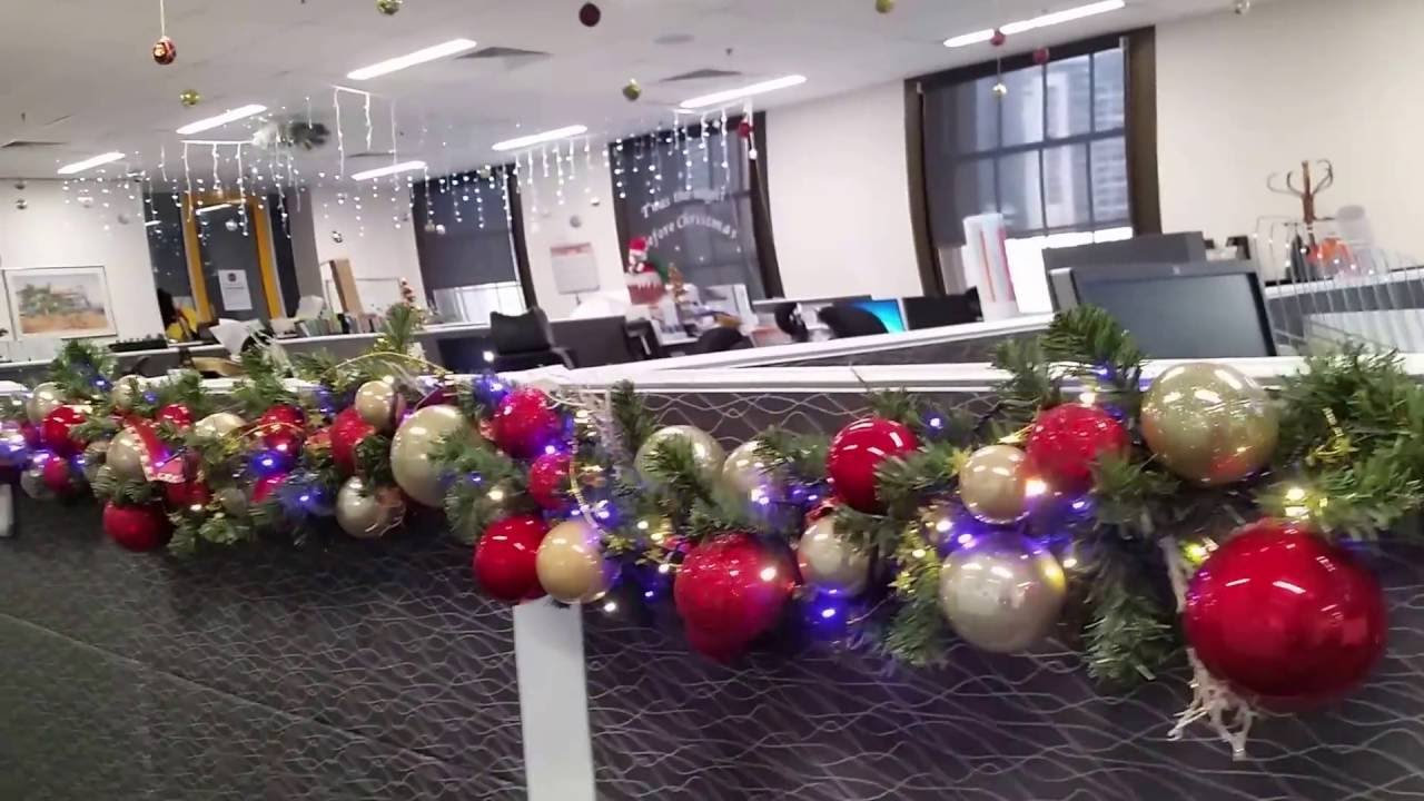 Office Christmas Decorations.Office Christmas Decorations 2015