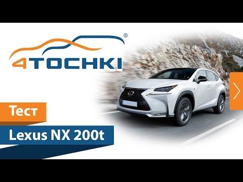 Тест Lexus NX 200t
