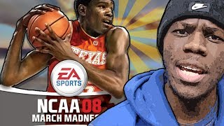 COLLEGE BASKETBALL COME BACK!! (COLLEGE HOOPS 2K19 vs NCAA MARCH MADNESS 19)