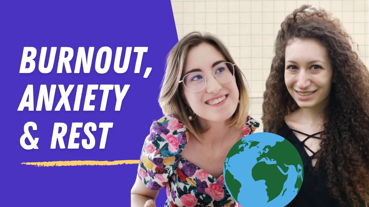 Tips for overcoming Language Learning burnout & anxiety