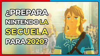 ¿¡NUEVO ZELDA BREATH OF THE WILD EN 2020!? | NINTENDO SWITCH