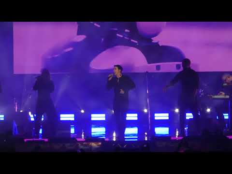 Soft Cell - Tainted Love / Where Did Our Love Go (Live at the O2, London)