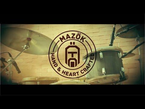 Mazök custom drums