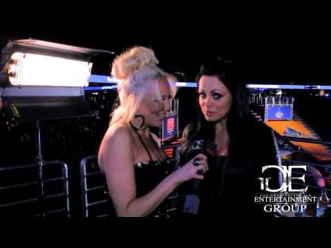 Aksana keeping secrets Guess who she Picks John Cena or The Rock Wrestlemania-29