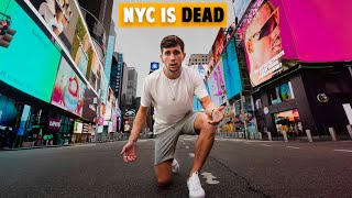 NYC is DEAD FOREVER (2021 update)