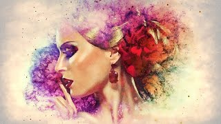 Create Watercolor Effect in Photoshop