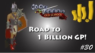 Runescape - Road to 1B - Ep: 30