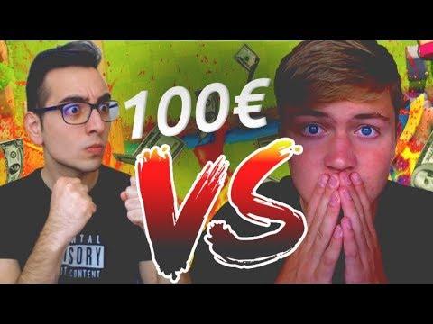 OMG!! WEDDENSCHAP VAN 100 EURO MET TOLGAHAN!!