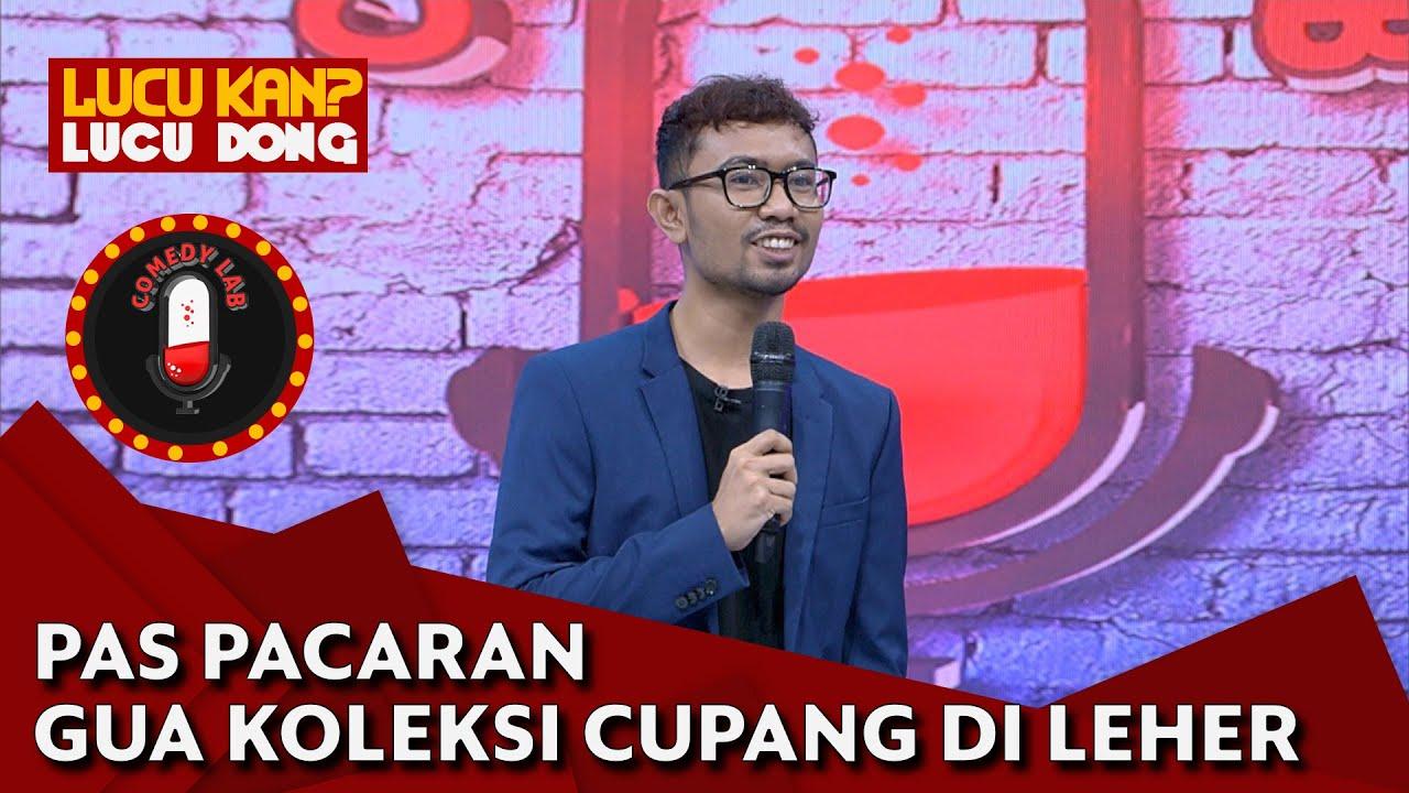 Stand Up Comedy Ridwan Remin: Kurang Ajar Corona, Bikin Susah Orang Aja - Comedy Lab (Part 2)