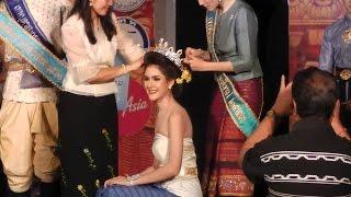 ประกวดสงกรานต์เชียงใหม่2560-6/Chiang Mai Songkran  Contest Miss&Mr 2017 part-6 final