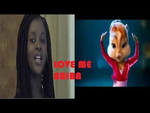 Abiba Love Me CHIPMUNKS