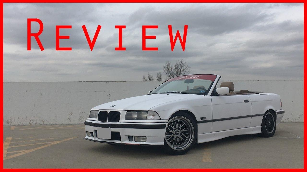 1996 BMW 328i (E36) Review