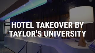 Taylorians Takeover Holiday Inn Express