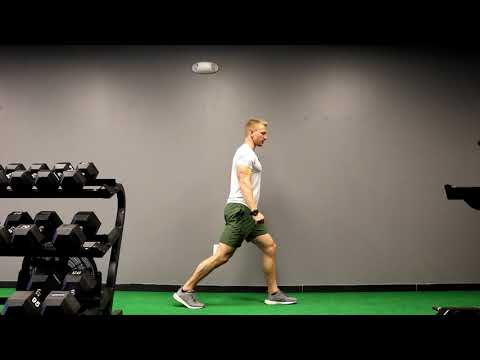 Two Steps to MASTER your Lunge