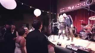 Wedding Surprise - Dad Sings for Bride