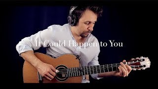 Mátyás Tóth - It Could Happen To You / Fingerstyle Jazz Guitar Cover