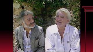 Jean-Claude Brialy, Anne Philipe et Jean Marais