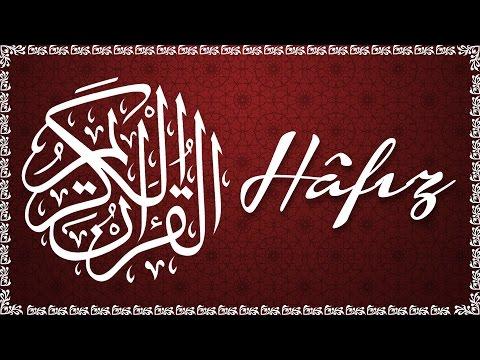 Kur'ân ve Hâfız...