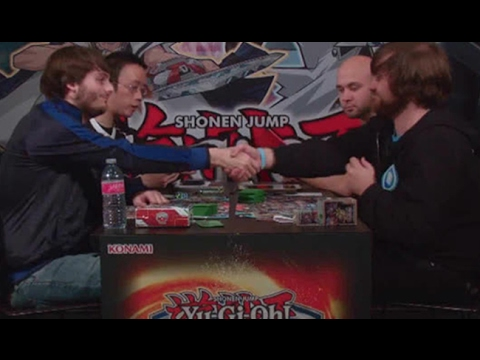 Yu-Gi-Oh! 2017 YCS Seattle Top 16 - Billy Brake vs Jeff Jones - Part 2 : Battle of Gods