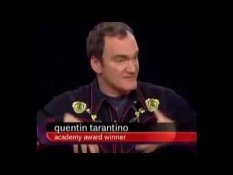 Quentin Tarantino On Death Proof (Charlie Rose Interview)_Part 1