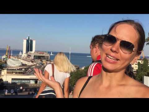 Vlog - My Trip To Odessa, Ukraine 2016