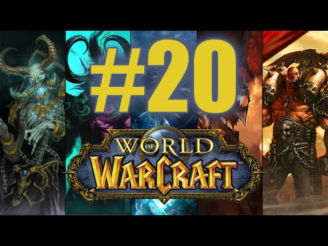 World of Warcraft #20 | Warlords of Draenor | LIVESTREAM | CZ