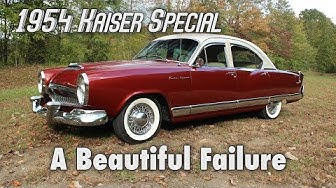 1954 Kaiser Special - A Beautiful Failure