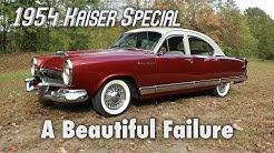 1954 Kaiser Special - A Beautiful Failure