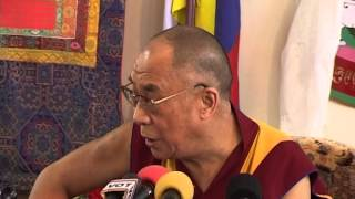H H the Dalai Lama Addresses Judicial Conference of Tibetans in Exile, 2002.