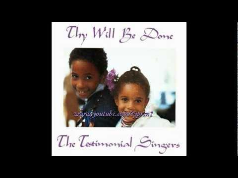 """The Denied Stone"" (1975) Testimonial Singers (The Winans)"