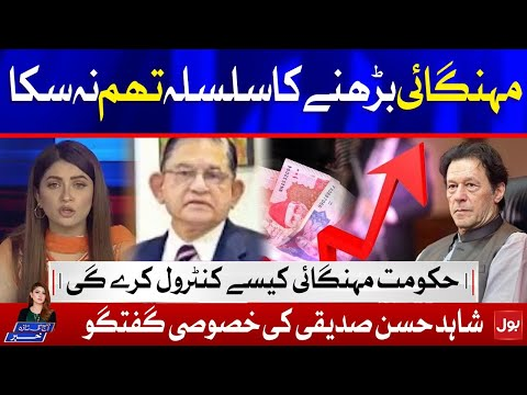 Imran Khan Government - Shahid Hassan Siddiqui Latest Interview