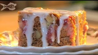 Strawberry Banana Bread - Casserole Queens