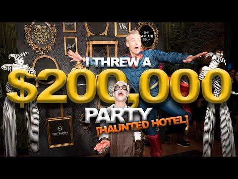 how-to-throw-a-million-dollar-halloween-party-|-ryan-serhant-vlog-#91