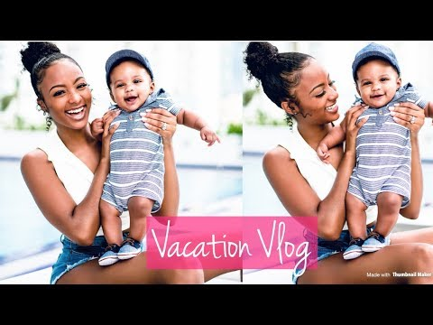 VLOG| First Family Vacation | Miami