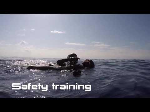 Apnea Academy level 3 - sea moments / ONEBREATH Freediving