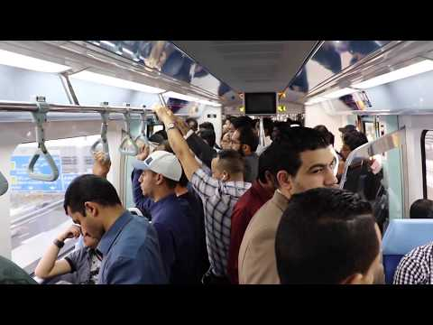 Dubai Metro A Day In A Life