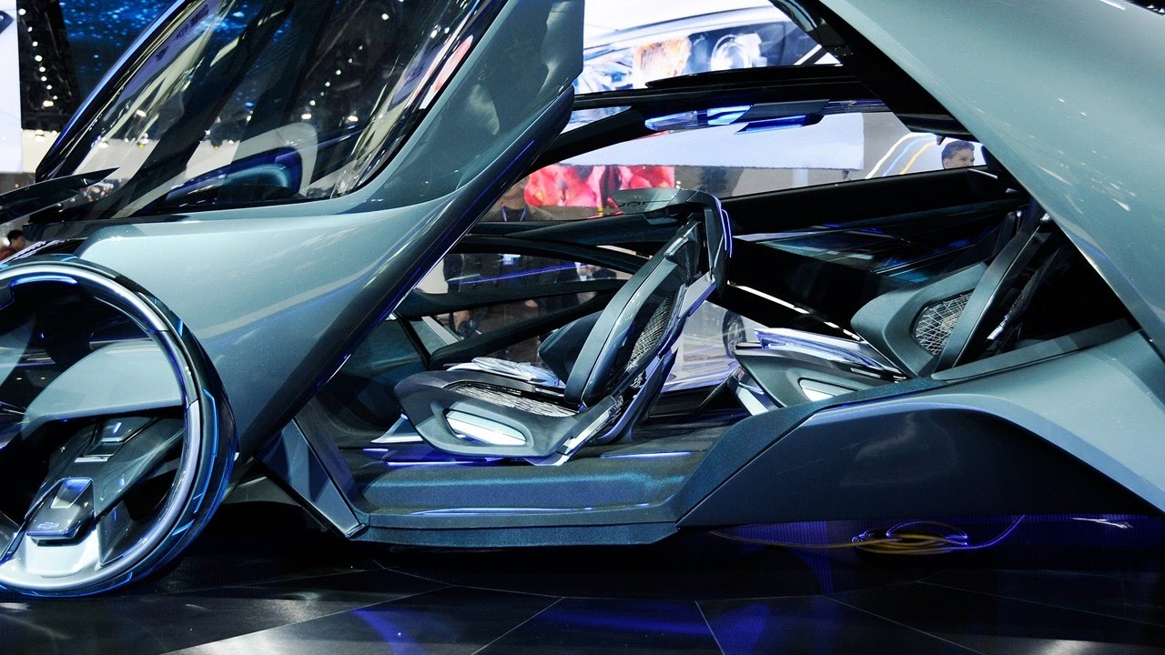 Chevrolet FNR-X Concept: Review >> Chevrolet Fnr X Concept Debuts At 2017 Shanghai Auto Show