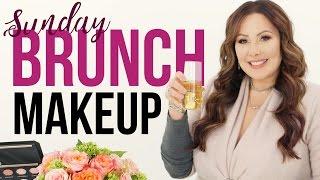 Neutral and Soft Sunday Brunch Makeup | Makeup Geek
