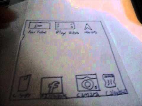 Como Crear Un Celular Con Cartón