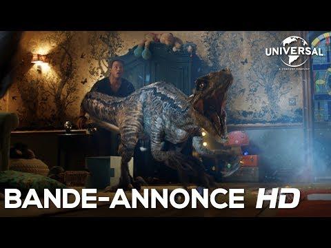 Jurassic World : Fallen Kingdom / Bande-Annonce Finale VOST [Au cinéma le 6 juin]