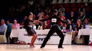Литвинов Сергей - Ануфриева Анна, Final, Jive
