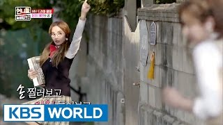 Of course she's an actress! Chae-young's acting is on fire [Sister's SlamDunk 2 / 2017.05.19] thumbnail