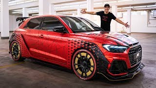 Audi A1 1of1 | THE CRAZIEST A1 IN THE WORLD! | Daniel Abt