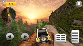 Jeeps 4X4 Offroad Adventure Game - 4x4 Monster SUV Truck - Android gameplay FHD #2