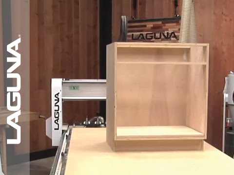 Cabinet Building: Mozaik Software + SmartShop® II CNC Router by LAGUNA