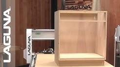 Cabinet Building: Mozaik Software + SmartShop® II CNC Router by LAGUNA