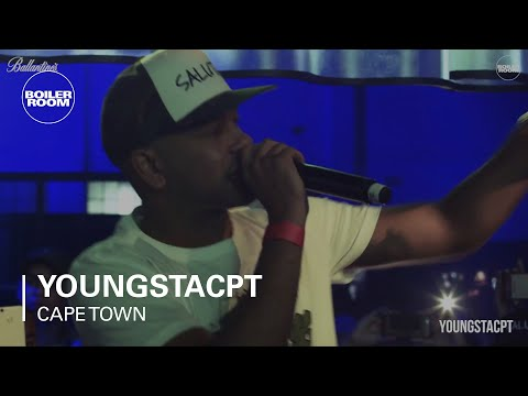 YoungstaCPT Boiler Room & Ballantine's True Music Cape Town Live Set