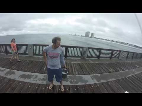 Panama City Pier Fishing