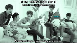 EXO-K -- Don't Go (Sub español + Rom + Han)