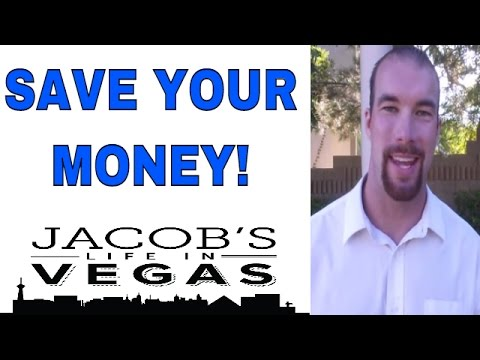 Moving to Las Vegas: How much money should I save before I move?